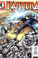 Pantera Negra (1999-2000). Marvel Knights (Grapa 24 páginas) #4