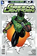 Green Lantern Vol. 5 (2011-2016) (Comic book) #0