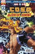 Marvel 2 en Uno: La Cosa y La Antorcha Humana (Grapa) #4