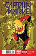 Captain Marvel Vol. 8 (Comic-Book) #5