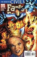 Fantastic Four Vol. 3 (1998-2012 Variant Cover) (Comic Book) #536