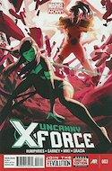 Uncanny X-Force Vol. 2 (Comic Book) #3