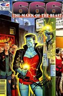 666 The Mark of the Beast (Comic Book) #5