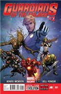 Guardians of the Galaxy Vol. 3 (2013-2015) (Comic-book) #1