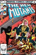 The New Mutants (Comic Book) #4