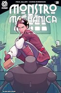 Monstro Mechanica (Comic-book) #2