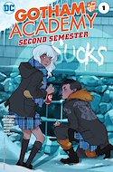 Gotham Academy Second Semester (Comic Book) #1