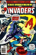 The Invaders (Comic Book. 1975 - 1979) #7