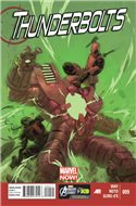 Thunderbolts Vol 2 (Grapa) #9