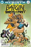 Batgirl and the Birds of Prey (2016-2018) (Comic Book) #3