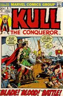 Kull the Conqueror / Kull the Destroyer (1971-1978) (comic-book) #5