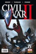 Civil War II (2016-2017) (Grapa. Color) #6