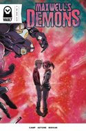 Maxwell's Demons (Comic Book) #4