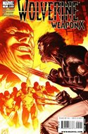Wolverine: Weapon X (Grapa) #5