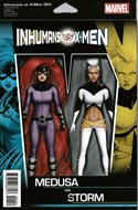 Inhumans vs. X-Men (Variant Cover) (Comic Book) #1.4