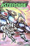 Asteroide, Historietas de Fantasía y Ciencia Ficción (Cartoné) #9