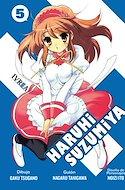 Haruhi Suzumiya (Rústica con sobrecubierta) #5