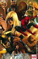 The New Avengers Vol. 2 (2011-2013 Variant Covers) (Comic Book) #1