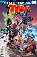 Titans Vol. 3 (2016- 2019) (Comic-book) #1
