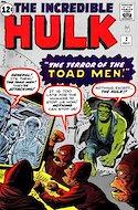 The Incredible Hulk Vol. 1 (1962-1999) (Comic Book) #2