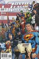 Justice League of America Vol. 2 (2006-2011) (saddle-stitched) #1.1