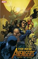 The New Avengers Vol. 1 (2005-2010) (Softcover) #6