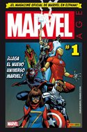Marvel Age (2016-2019) (Grapa) #1