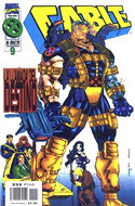 Cable Vol. 2 (1996-2000) (Grapa 24 pp) #9