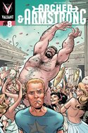 Archer & Armstrong (Comic Book) #8
