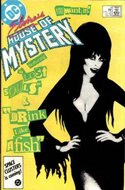Elvira's House of Mystery (Comic-book) #9