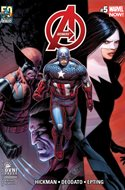 Avengers: Marvel Now! (Rústica) #5