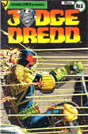Judge Dredd (Grapa) #6