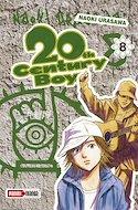 20th Century Boys (Rústica) #8