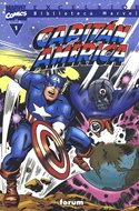 Biblioteca Marvel: Capitán América (1999-2000) (Rústica 160 pp) #1