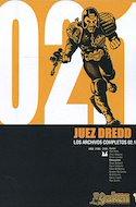 El Juez Dredd: Los Archivos Completos #4