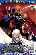 Secret Avengers Vol. 1 (2010-2013) (Grapa) #1