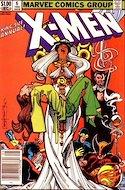 X Men Annual Vol 1 (Comic Book) #6