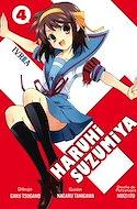 Haruhi Suzumiya #4
