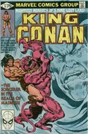 King Conan / Conan the King (Grapa, 48 págs.) #5