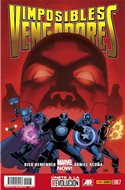 Imposibles Vengadores (2013-2018) (Grapa) #7