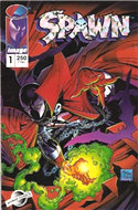 Spawn Vol. 1 (Grapa 24-48 pp) #1