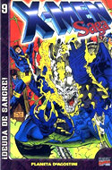 X-Men Saga (Grapa 40-28 pp) #9