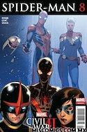 Spider-Man (2016-2018) (Grapa) #8