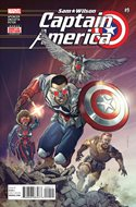 Captain America: Sam Wilson (Comic Book) #9