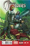 All-New Invaders (2014) (Comic Book) #2