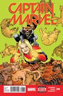 Captain Marvel Vol. 8 (Comic-Book) #8