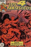 Los 4 Fantásticos Vol. 1 (1983-1994) (Retapado Rústica) #0.1