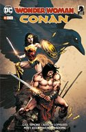 Wonder Woman / Conan (Cartoné 160 pp) #