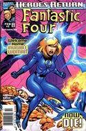 Fantastic Four Vol. 3 (1998-2012) (Comic Book) #2
