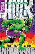 The Incredible Hulk Annual (Comic Book. 1968-1994) #1
